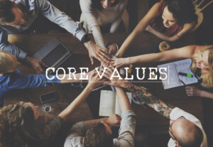 The Power of Values to Business