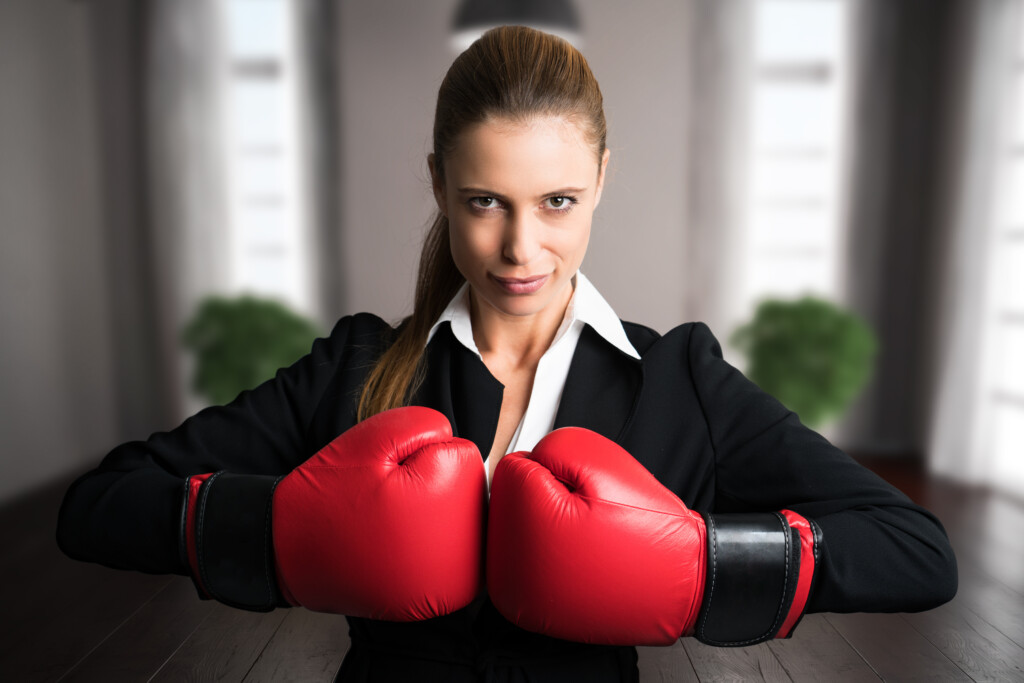 Fight Like a Man or Succeed Like a Woman? That is The Question......