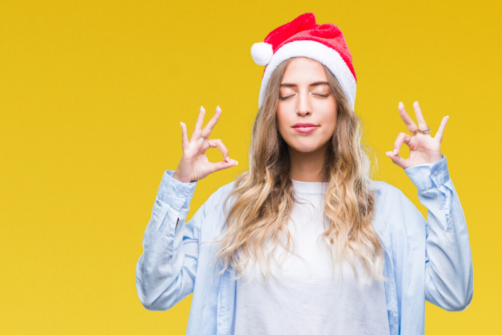 Ease into the Holidays with these 10 Stress Busters!