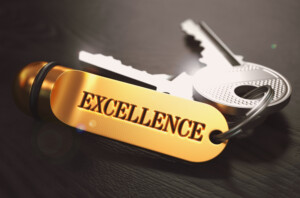 8 Keys to Excellence!
