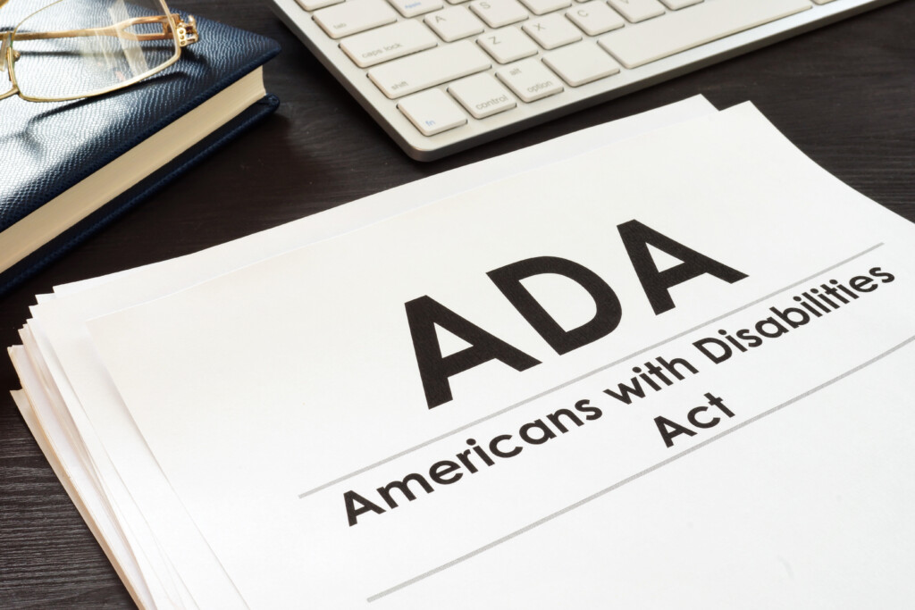 Mediation and the American Disabilities Act