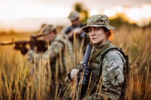 Special Edition: Foundation for Women Warriors