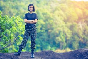 Female Marine Generals: The Elite of the Elites