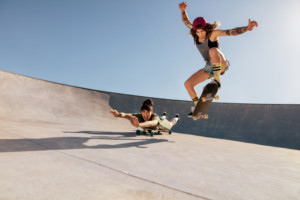 Changing the Game for Women and Girls in Skateboarding