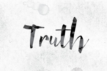 truth is the new black 350x233