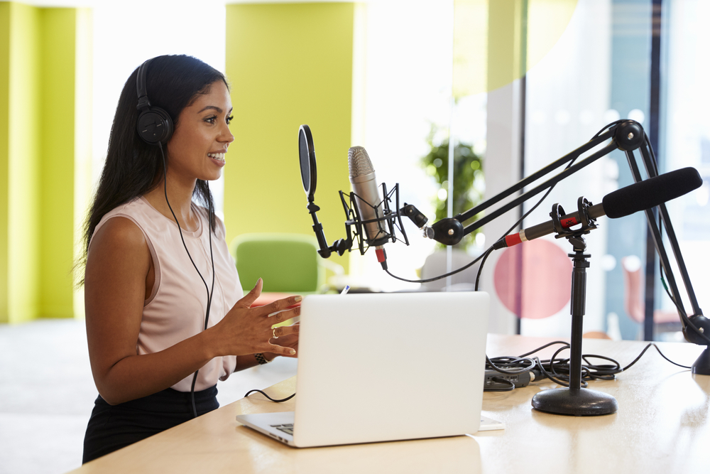 Gain More Exposure with Podcasting l Women Lead Online Forums