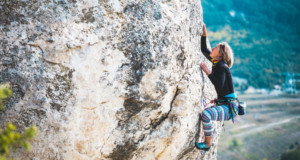 She Moves Mountains, Women Finding Strength in Rock Climbing
