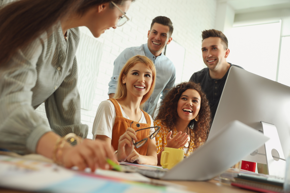 Creating Happiness in the Workplace l Women Lead TV