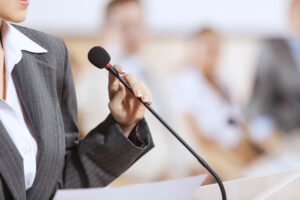 Growing Your Business Through Speaking