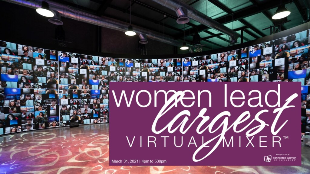 Become an Organization Partner to the Largest Virtual Mixer!